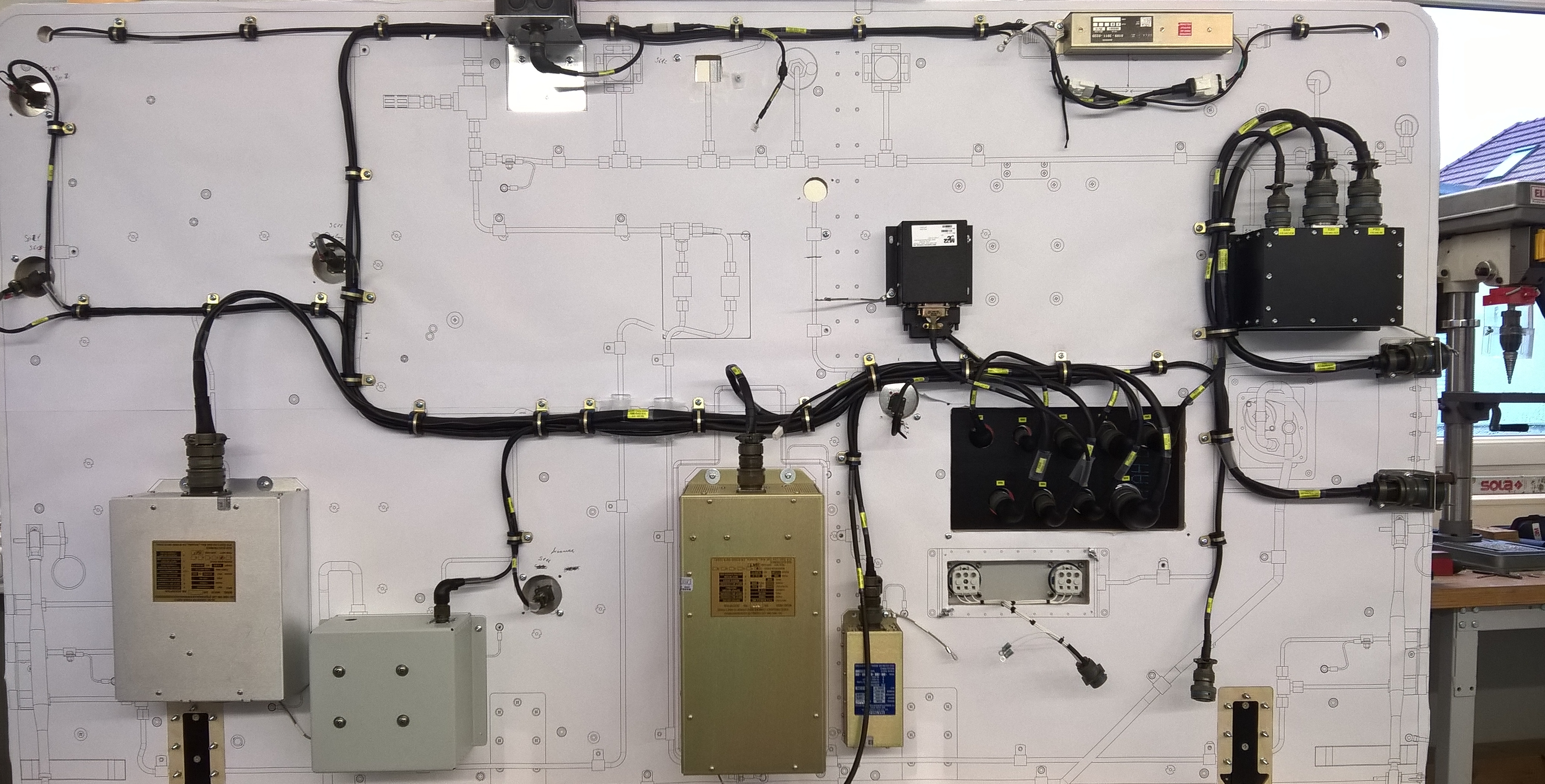 cable harness – development and production